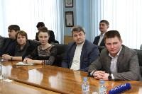 встреча молодых ученых и депутатов в День науки, Фото: 9