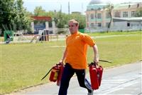Соревнования добровольных пожарных, Фото: 2