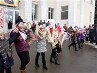 Масленичные гулянья в Плавске, Фото: 43