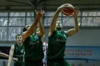 Тульские баскетболисты «Арсенала» обыграли черкесский «Эльбрус», Фото: 11