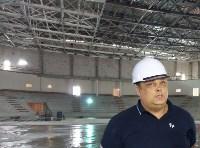 строительство ледовой арены в Туле, Фото: 11