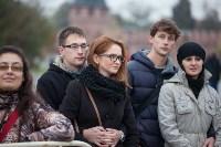 Средневековые маневры в Тульском кремле. 24 октября 2015, Фото: 129