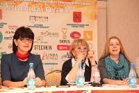 Пресс-конференция, Фото: 2