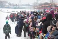 Как туляки провожали зиму на набережной Упы, Фото: 99