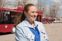 Конкурс водителей троллейбусов, Фото: 44