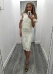 Модная свадьба: от девичника и платья невесты до ресторана, торта и фейерверка, Фото: 18