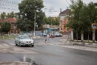 """Рейд ГИБДД в Туле """"Уступи дорогу пешеходу"""", Фото: 7"""