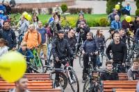 В Туле прошел большой велопарад, Фото: 38