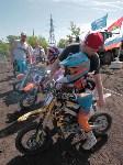 Юные мотоциклисты соревновались в мотокроссе в Новомосковске, Фото: 11