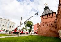 Учения МЧС в Тульском кремле, Фото: 28