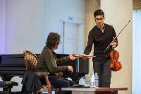 Юрий Башмет приглашает юных туляков в свой оркестр, Фото: 36