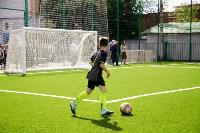 Открытие нового футбольного поля, Фото: 40