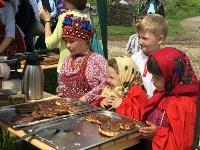 В Ясной Поляне прошел фестиваль молодежных фольклорных ансамблей «Молодо-зелено», Фото: 8