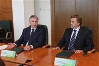 Договор между тульским отделением Сбербанка России и ГК «Мегаполис Девелопмент», Фото: 2