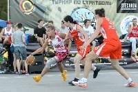 В Центральном парке Тулы определили лучших баскетболистов, Фото: 81