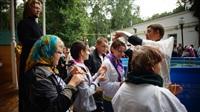 Крещение жителей Новомосковска, Фото: 17