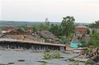 Последствия урагана в Ефремове., Фото: 30