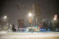В Туле ночью бушевал буран, Фото: 78
