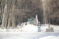 Центральный парк культуры и отдыха им. Белоусова. Декабрь 2013, Фото: 21