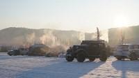 Мотороллер «Алексей Геннадьевич» из Тулы установил рекорд скорости на «Байкальской миле», Фото: 13