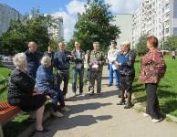 Встреча с жителями по вопросу благоустройства Молодежного бульвара , Фото: 3