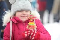 Как туляки провожали зиму на набережной Упы, Фото: 54