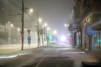 В Туле ночью бушевал буран, Фото: 80