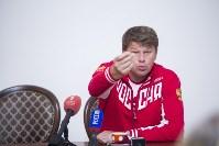 Мастер-класс от Дмитрия Губерниева, Фото: 37