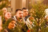 Рождественское богослужение в Успенском соборе Тулы, Фото: 9