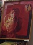 выставка тульского художника, пропавшего в Кармадоне с Сергеем Бодровым, Фото: 15