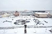 Автофлешмоб на площади Ленина в честь Дня памяти жертв ДТП, Фото: 28