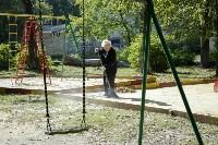 Субботник в Пролетарском округе Тулы, Фото: 62