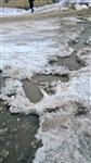 Прорыв канализационного коллектора в Белеве, Фото: 5