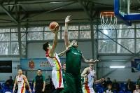 Тульские баскетболисты «Арсенала» обыграли черкесский «Эльбрус», Фото: 59