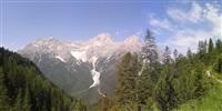 Бои шли на самых вершинах Доломитовых Альп (свыше  2500 метров над уровнем моря)., Фото: 45