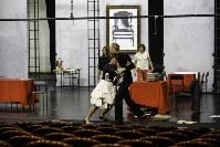 Репетиция в Тульском академическом театре драмы, Фото: 22