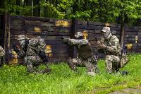 В Туле спецподразделения ОМОН и СОБР провели учения, Фото: 58