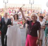 Открытие загса на площади Ленина, Фото: 42