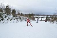 Тульский лыжник Александр Мужицкий стал лучшим в первенстве ЦФО, Фото: 3