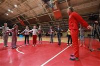 Соревнования по легкой атлетике. 9 января 2014, Фото: 13