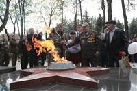 В Белёве зажгли Вечный огонь, Фото: 51
