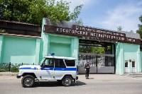 Антитеррористические учения на КМЗ, Фото: 1