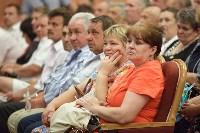 Юрий Андрианов поздравил тульских железнодорожников с профессиональным праздником, Фото: 1