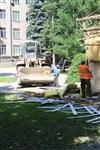 """Снос кафе """"Кедр"""". 4.06.2014, Фото: 23"""