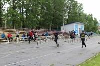 Соревнования пожарных в Туле, Фото: 1