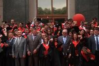 Вручение дипломов магистрам ТулГУ, Фото: 258