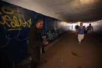 Попрошайки на улицах города, Фото: 5