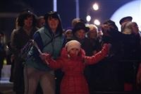 Этафета олимпийского огня. Площадь Ленина, Фото: 68