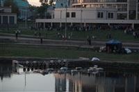 Шоу фонтанов на Упе. 9 мая 2014 года., Фото: 9