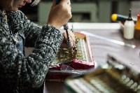 Как создается тульская гармонь, Фото: 12
